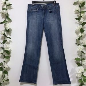 Joe's Jeans Bootcut Rocker in Miles Wash 29